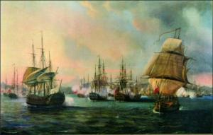 Battle of Porto Praya