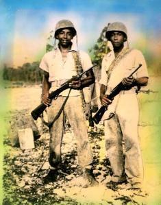 Arthur Gomes World War II Veteran