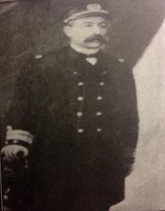 Vice-Admiral Carlos Cândido dos Reis