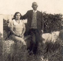 General Viriato da Fonseca and his wife Cesária da Conceição da Fonseca