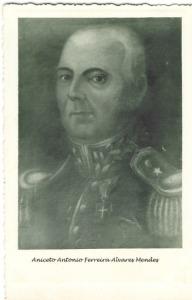 Aniceto António Ferreira Alvares Mendes [1753-1830]